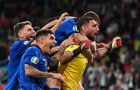 """Paskelbta """"Euro 2020"""" vienuolikė: daugiausiai – italų, C.Ronaldo vietos neliko"""