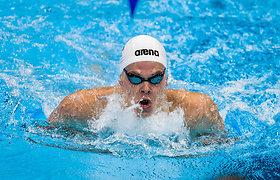 D.Rapšys pasiekė dar vieną finalą, A.Šidlauskas – karjeros rekordą