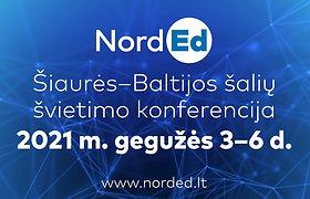 """""""NordEd"""" Šiaurės ir Baltijos šalių švietimo konferencija. Mokytojas: atranka ir motyvacija"""