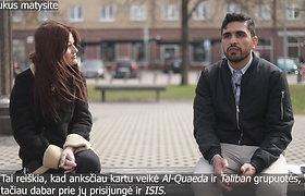 """Naqeeb Kazame nuo teroristinių grupuočių slepiasi Lietuvoje: """"Mano tėvą nužudė man prieš akis"""" (anonsas)"""