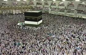 Musulmonai pradeda vieną didžiausių pasaulyje religinių sambūrių
