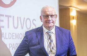 """""""Socialdarbiečiams"""" vadovaus Jonas Pinskus, politologės teigimu – partija neturi ateities"""