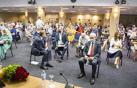 Lietuvos socialdemokratų darbo partijos (LSDDP) suvažiavimas