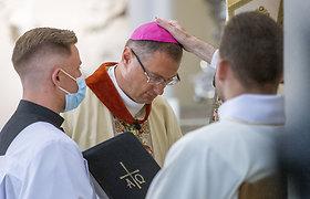 Vilniuje prelatas V.Kulbokas įšventintas į vyskupus