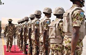 Nigerijoje per džihadistų surengtą pasalą žuvo 19 karių
