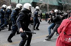 Kalintis graikų ekstremistas D.Kufodinas po 66 dienų nutraukė bado streiką