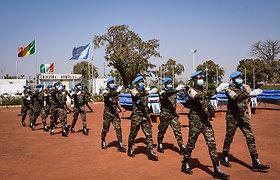 Per didelę ataką Malyje žuvo 4 JT kariai