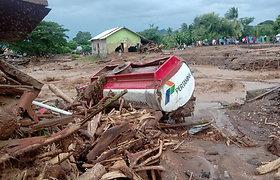 Indonezijoje ir Rytų Timore atogrąžų ciklono aukų skaičius perkopė 150