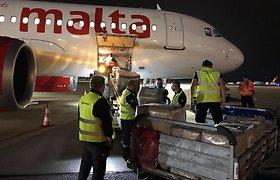 Malta suteikė Lietuvai humanitarinę pagalbą