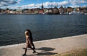 Švedija ruošiasi panaikinti daugumą dėl COVID-19 įvestų suvaržymų