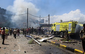 Jemene nukauti dar 156 sukilėliai