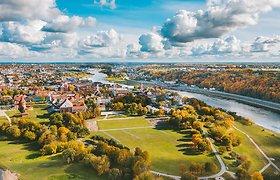 Žaliasis Kaunas tavo kišenėje: skaitmenizuoti maršrutai jau čia!