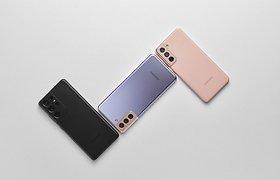 """Naujausios """"Samsung"""" telefonų serijos """"Galaxy S21"""" išankstiniai pardavimai nenuvylė"""