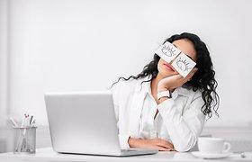 Akių sveikata ir karantinas: problemų padaugėjo, bet sprendimų yra