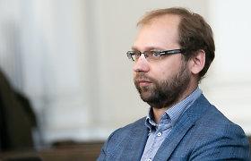 V.Jurgutis: paramos lubos turėtų būti padidintos iki 300 tūkst. eurų