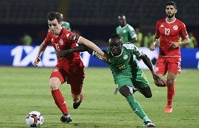 Senegalas po pratęsimo žengė į Afrikos Tautų taurės finalą