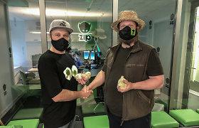 ZIP FM viščiukai iškeliavo į ūkį prie Punios šilo