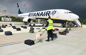 """ICAO planuoja ataskaitą apie """"Ryanair"""" lėktuvo nutupdymą Minske paskelbti lapkritį"""