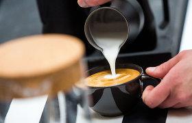 Kavą renkamės kaip italai, o geriame kaip skandinavai