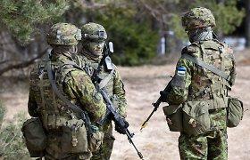 Estija ir toliau skirs gynybos išlaidoms daugiau nei 2 proc. BVP, sako gynybos ministras