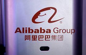 """Spauda: kinų """"Alibaba"""" siūlė programinę įrangą, galinčią identifikuoti uigūrus"""