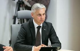 Eksparlamentaras P.Urbšys tapo Panevėžio miesto tarybos nariu