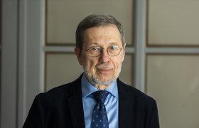 Prof. L.Mažylis kviečia į tremtinių laiškų parodos atidarymą