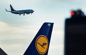 """""""Ryanair"""" grynieji nuostoliai praėjusį ketvirtį siekė 306 mln. eurų"""