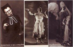 Pasigrožėkite: kaip atrodė senieji lietuviški operų kostiumai