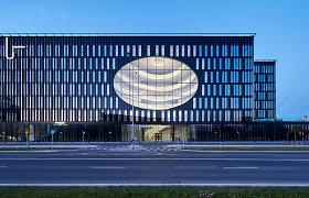 Pandemija biurų neuždarė: verslo centre U219 užsipildė 75 proc. patalpų