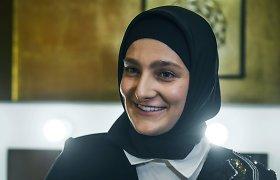 R.Kadyrovo dukra paskirta Čečėnijos kultūros viceministre
