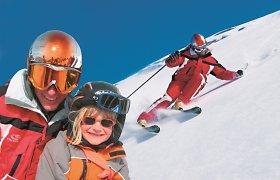 Naudingi patarimai, kaip pačiam susiorganizuoti nebrangią slidinėjimo kelionę