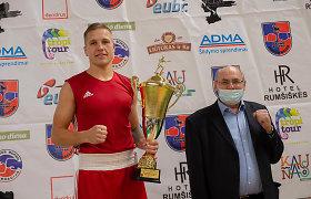 A.Šociko turnyro čempionais tapo penki Lietuvos boksininkai