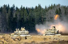 Estijoje per NATO pratybas bus atliktas oro desantas