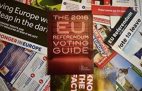 """""""Prašom pasilikti"""", – britus ragina Nyderlandų laikraštis"""