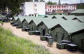 Graikija žada paramą Lietuvai suvaldant migrantų iš Baltarusijos srautus