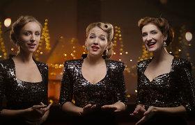 """Grupė """"The Ditties"""" pristato savitą kalėdinio hito """"Tyli naktis"""" versiją: įvertinkite"""