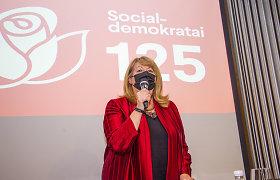 Reitingų lentelėje pirmauja socialdemokratai