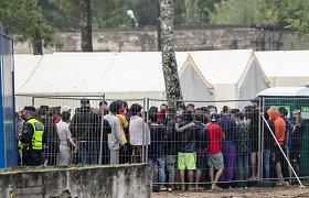 Ministerijos darbuotojai pagelbės Migracijos departamentui ir Raudonajam Kryžiui