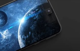 Paruošta dar viena išmaniųjų telefonų dizaino revoliucija: asmenukės be skylės ekrane