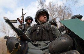 Afganistane sučiuptas 39 gyvybes nusinešusio sprogdinimo įtariamas organizatorius