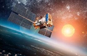 Lietuviški palydovai kosmose. Kokius žodžius jie perdavė pasauliui?