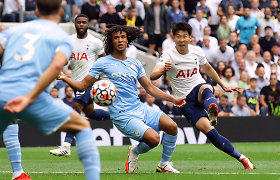 """Kirtis Anglijos čempionams – pralaimėjo """"Tottenham"""" klubui be H.Kane'o"""