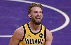 """NBA paskelbė tvarkaraštį: """"lietuviška"""" akistata – jau antrą sezono dieną"""