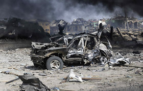 Nigerijoje per dujų sprogimą žuvo mažiausiai 15 žmonių