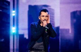 """Prisistatė paskutinieji """"Eurovizijos"""" atrankos dalyviai, tarp jų – Alanas Chošnau"""