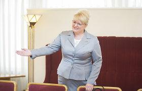 Ministrė A.Pabedinskienė pasigenda Ruklos pabėgėlių priėmimo centro vadovo aktyvumo