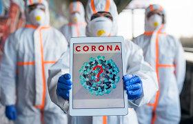 Prof. A.Ambrozaitis: kokie procesai užsisuka, kai koronavirusas patenka į mūsų organizmą