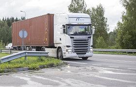 Baltarusijos eksportas šiemet sunyko šeštadaliu, importas – penktadaliu