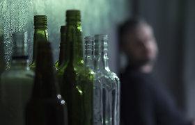 VMI: alkoholio akcizų deklaruotos pajamos šiemet padidėjo 3,5 proc.
